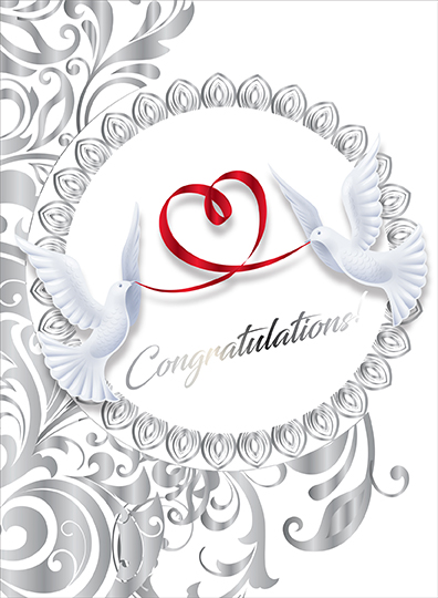Congratulations - Doves